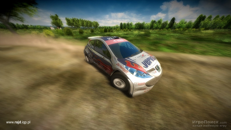 Скриншот к игре Rally Poland