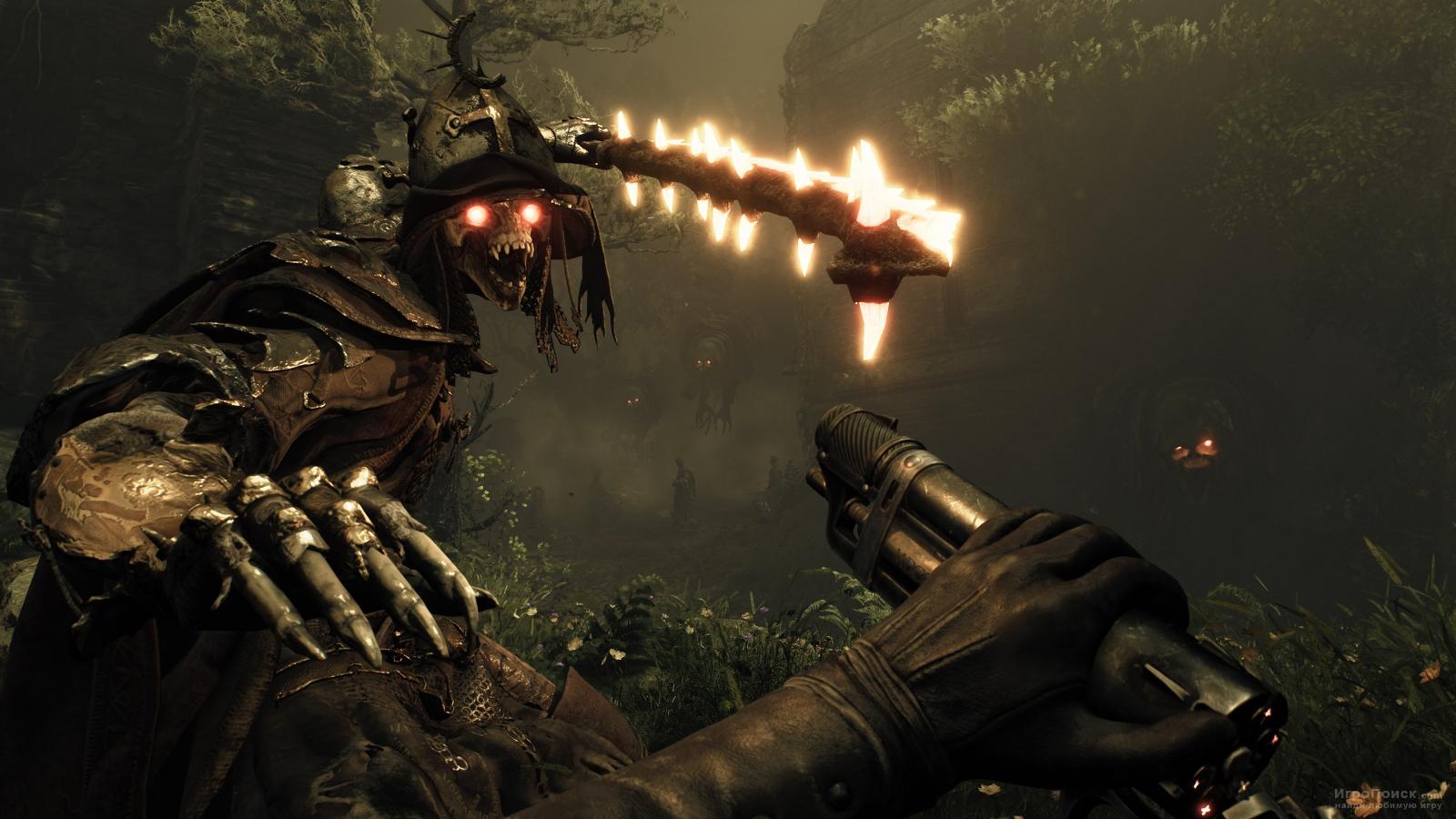 Скриншот к игре Witchfire
