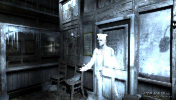 Скриншот к игре Dark Fall: Lost Souls