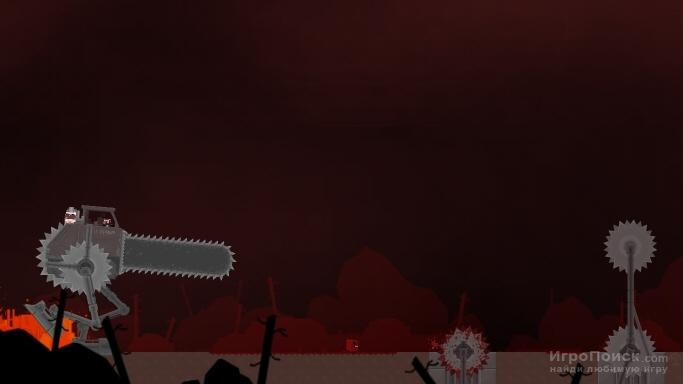 Скриншот к игре Super Meat Boy