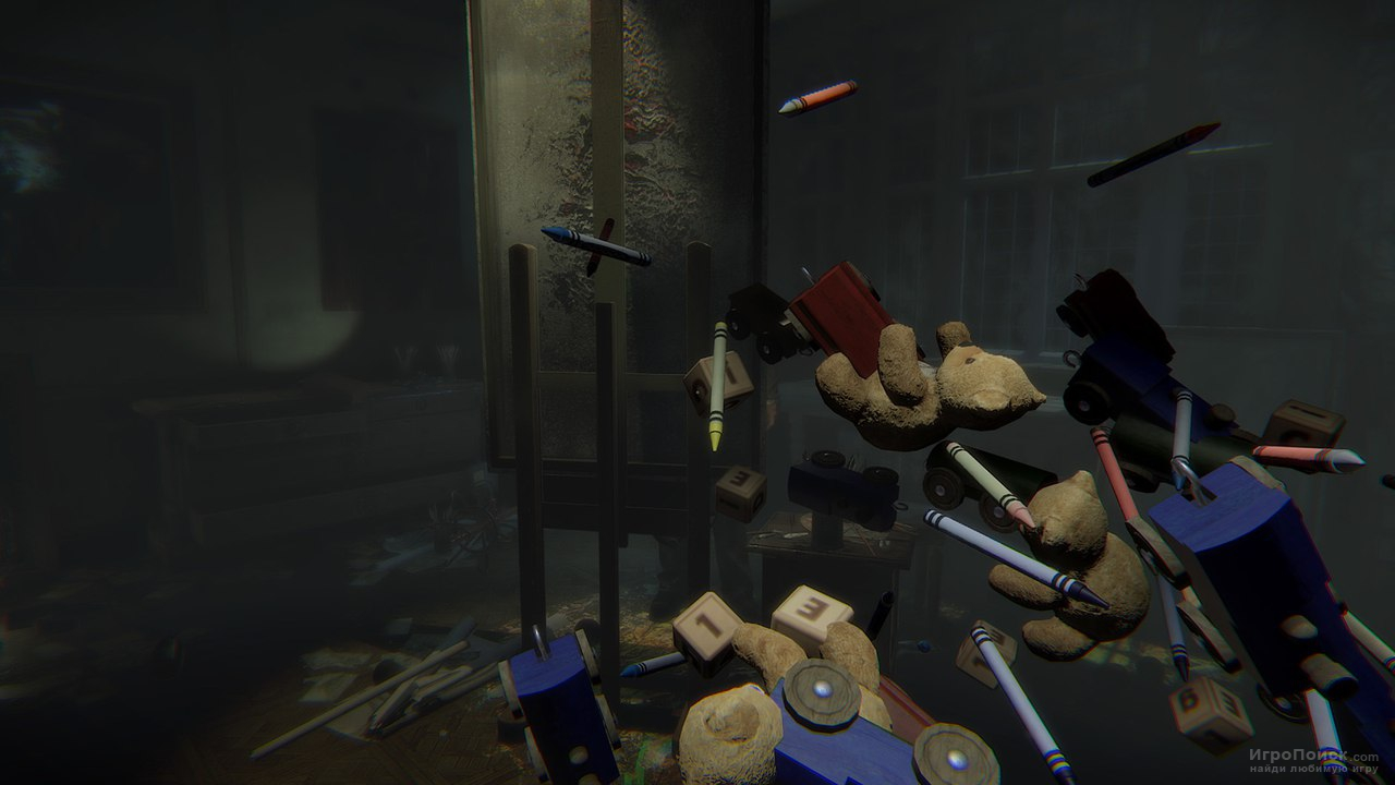 Скриншот к игре Layers of Fear: Inheritance