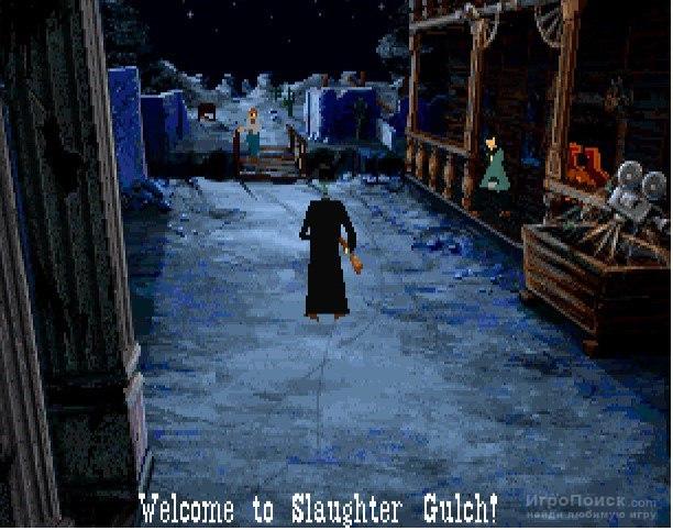 Скриншот к игре Alone in the Dark 3