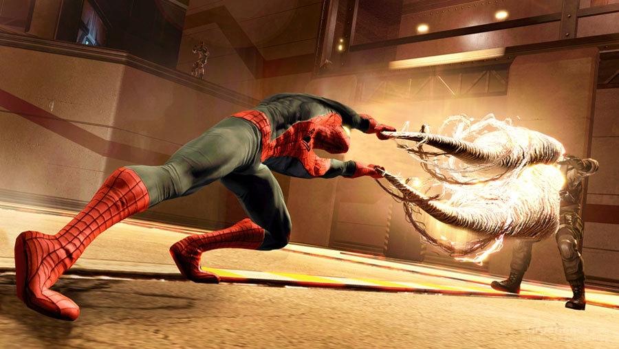 Скриншот к игре Spider-Man: Edge of Time