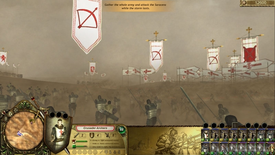 Скриншот к игре Lionheart: Kings Crusade