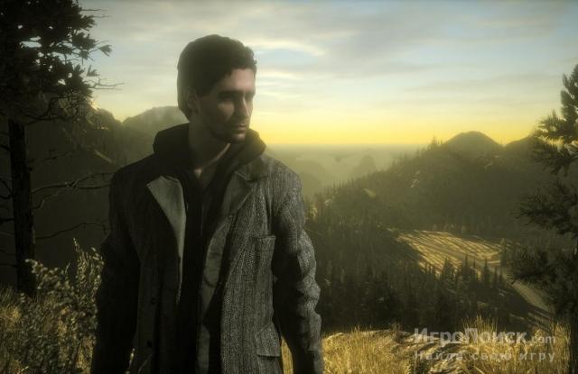Скриншот к игре Alan Wake