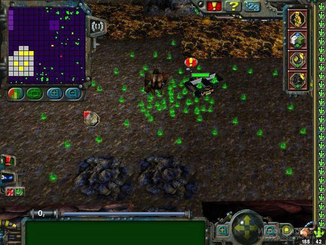 Скриншот к игре LEGO Rock Raiders for Playstation