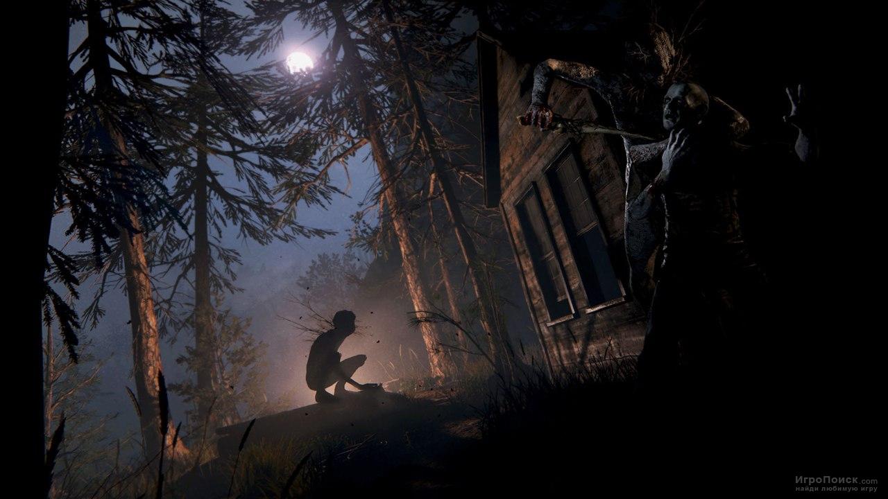 Скриншот к игре Outlast 2