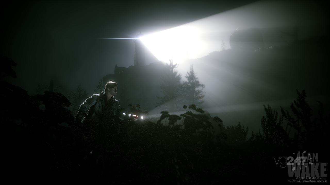 Скриншот к игре Alan Wake: The Writer
