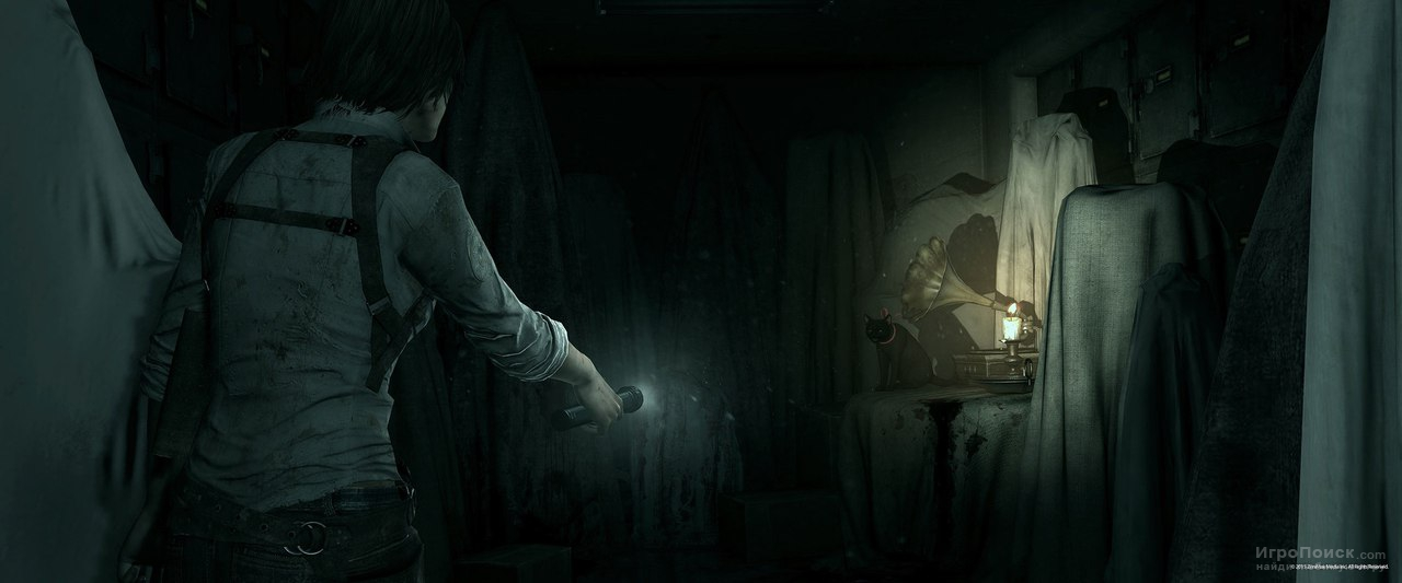 Скриншот к игре The Evil Within: The Consequence