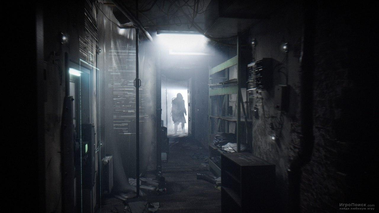 Скриншот к игре Observer