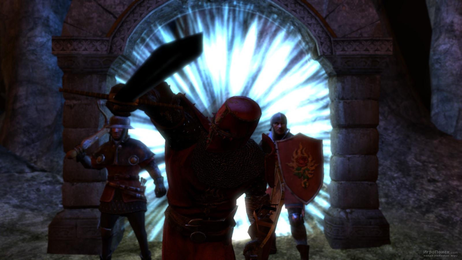 Скриншот к игре The Witcher