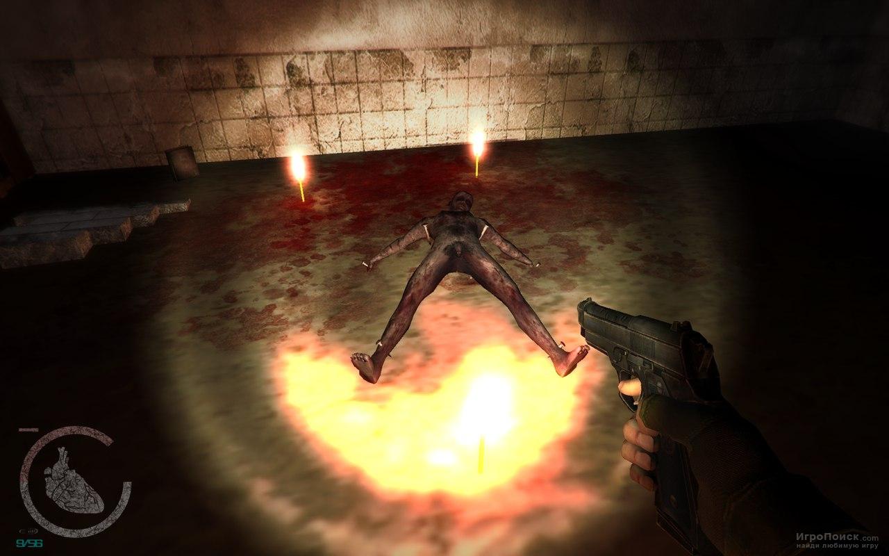 Скриншот к игре Red Lake