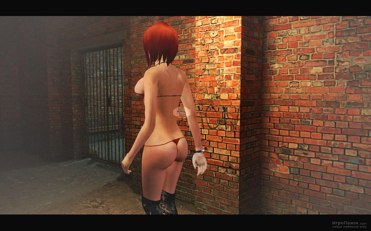 Скриншот к игре Venus Hostage