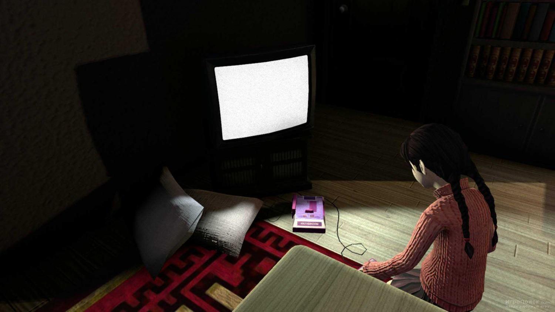 Скриншот к игре Yume Nikki: Dream Diary