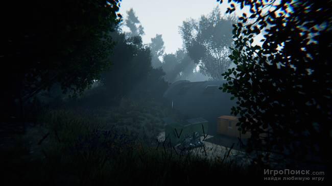 Скриншот к игре Evie