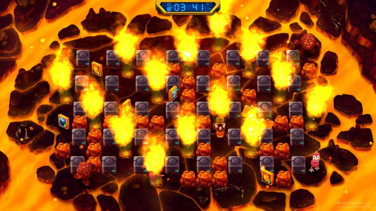 Скриншот к игре Bombing Busters