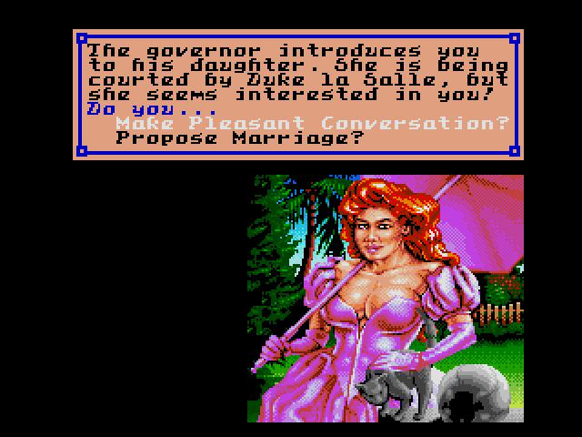 Скриншот к игре Sid Meier's Pirates! Gold