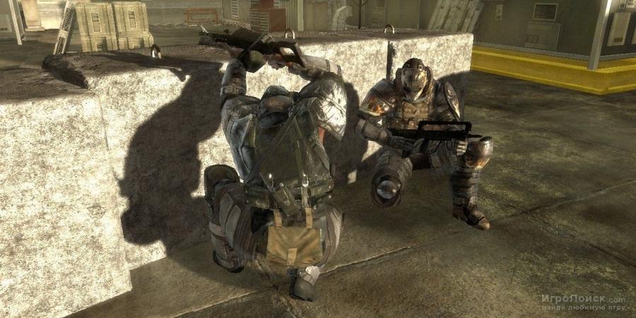 Скриншот к игре Army of Two