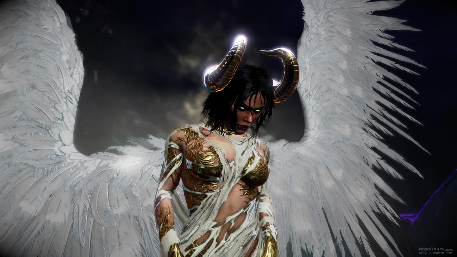 Скриншот к игре The Darkness II