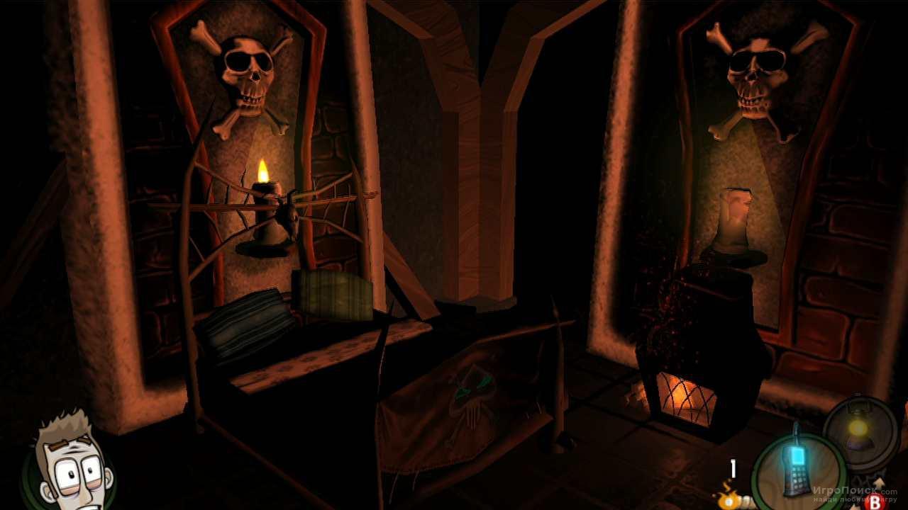 Скриншот к игре Haunted House