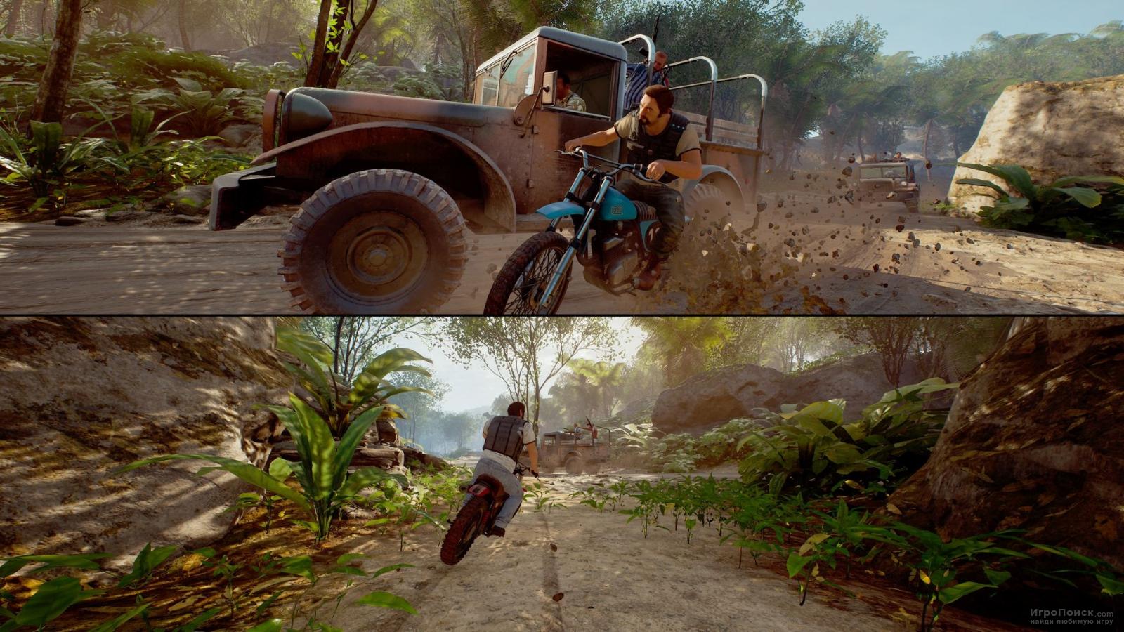 Скриншот к игре A Way Out