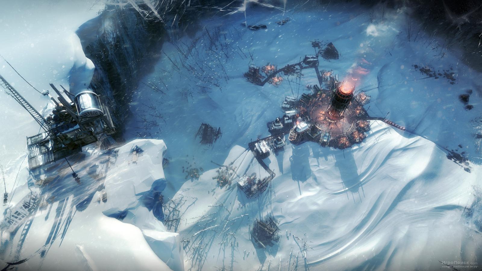 Скриншот к игре Frostpunk