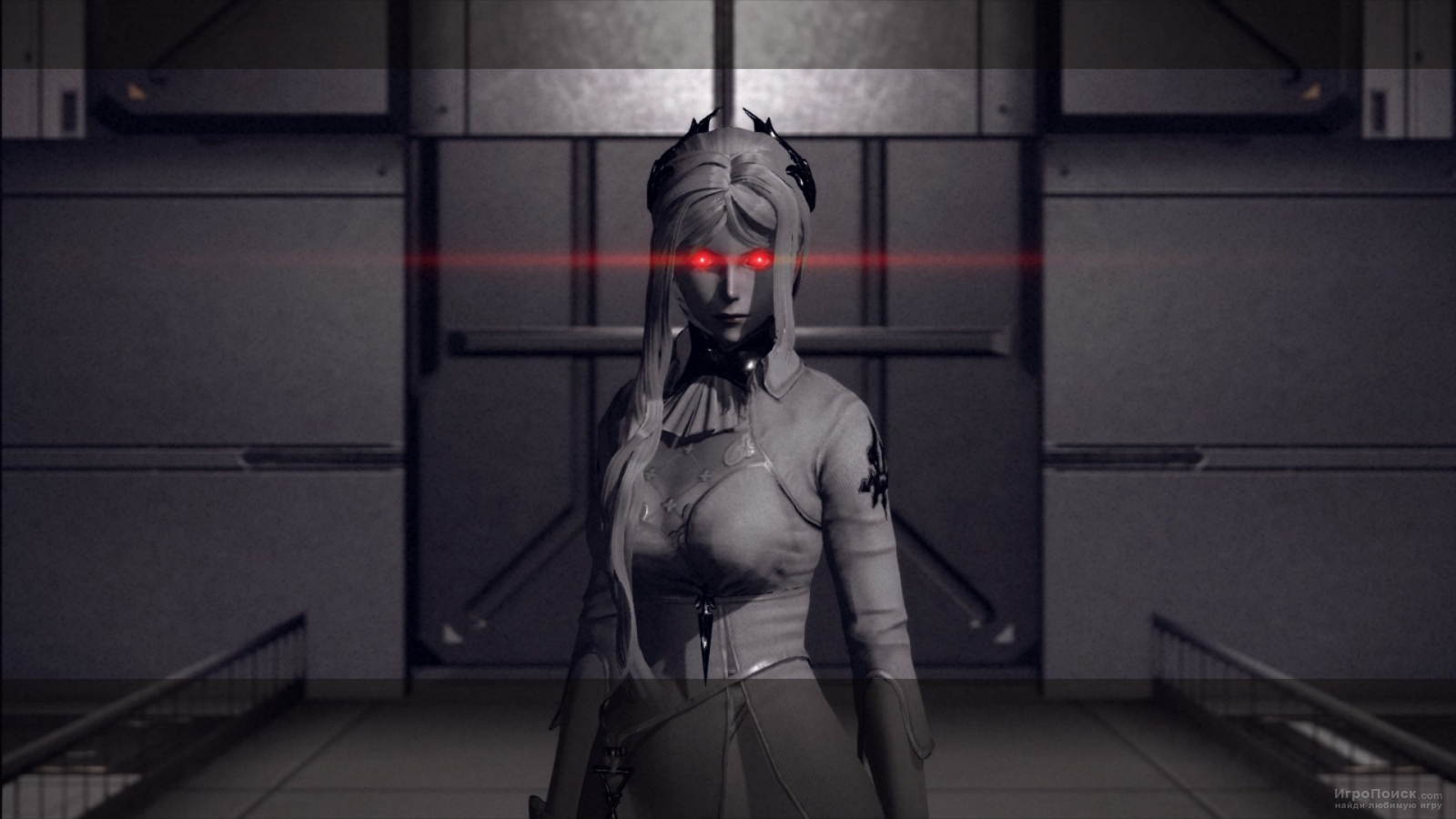 Скриншот к игре NieR: Automata
