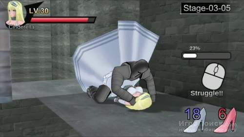 Скриншот к игре Cinderella Escape 2 Revenge