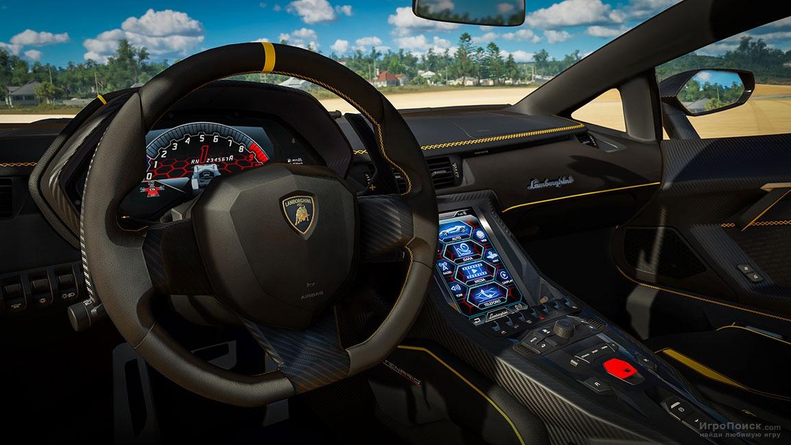 Скриншот к игре Forza Horizon 3