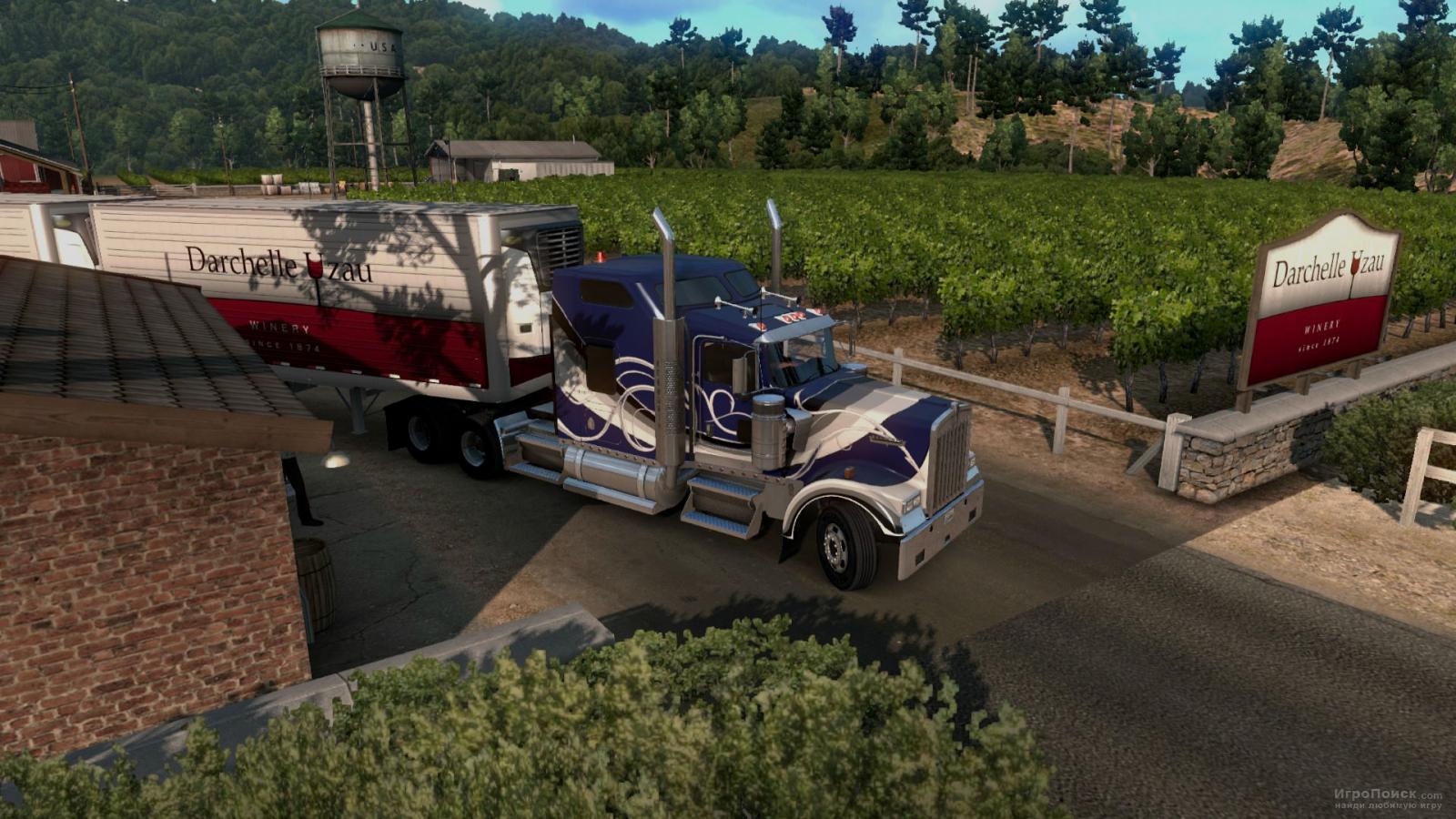 Скриншот к игре American Truck Simulator