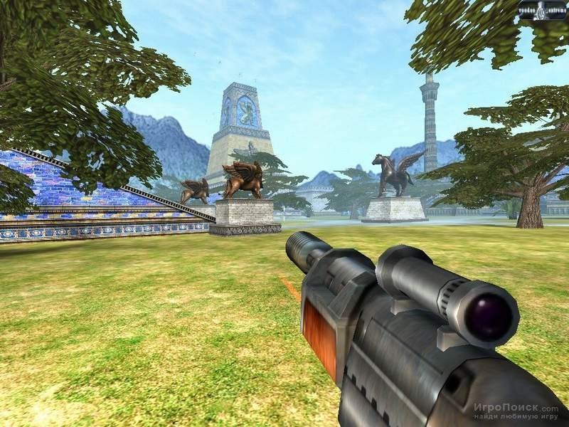 Скриншот к игре Serious Sam: The Second Encounter