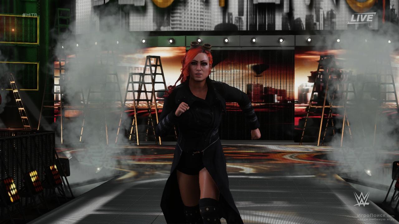 Скриншот к игре WWE 2K18