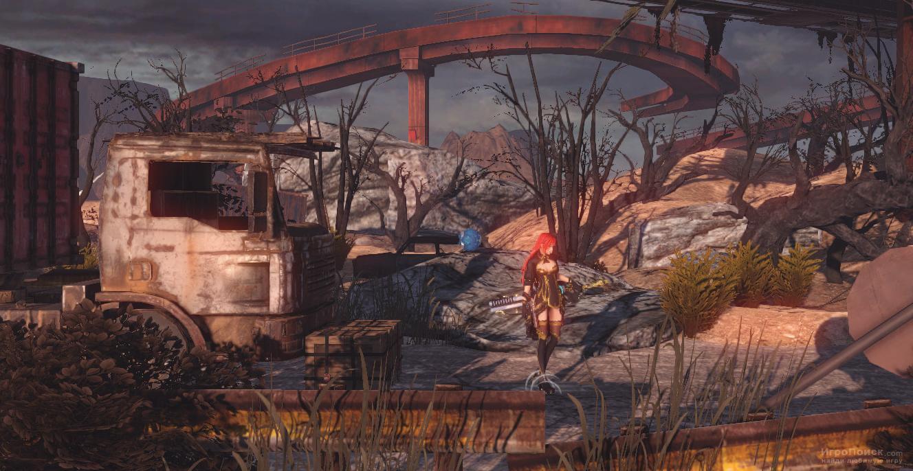 Скриншот к игре Evil Genome