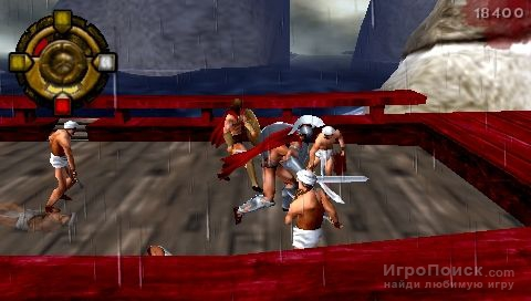 Скриншот к игре 300: March to Glory