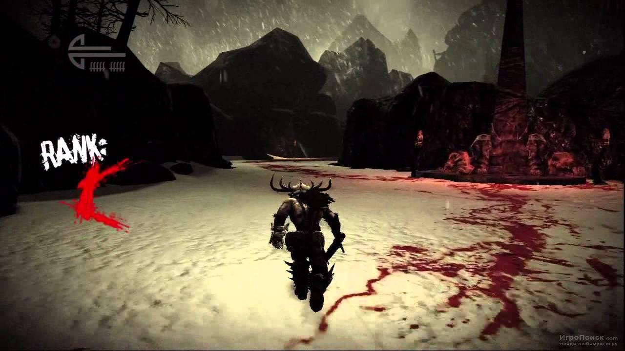 Скриншот к игре Bloodforge