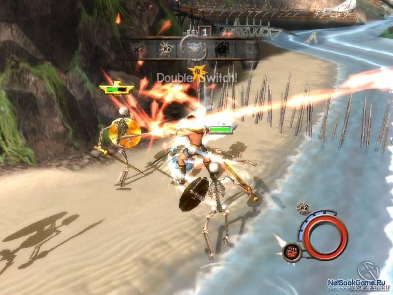 Скриншот к игре Gladiator: Sword of Vengeance