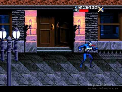 Скриншот к игре Venom and Spider-Man: Separation Anxiety