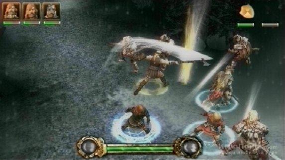 Скриншот к игре Beowulf: The Game