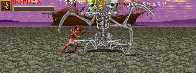 Скриншот к игре Warrior Blade: Rastan Saga Episode III