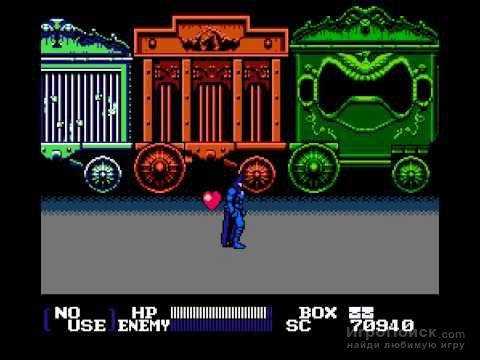 Скриншот к игре Batman Returns 1993