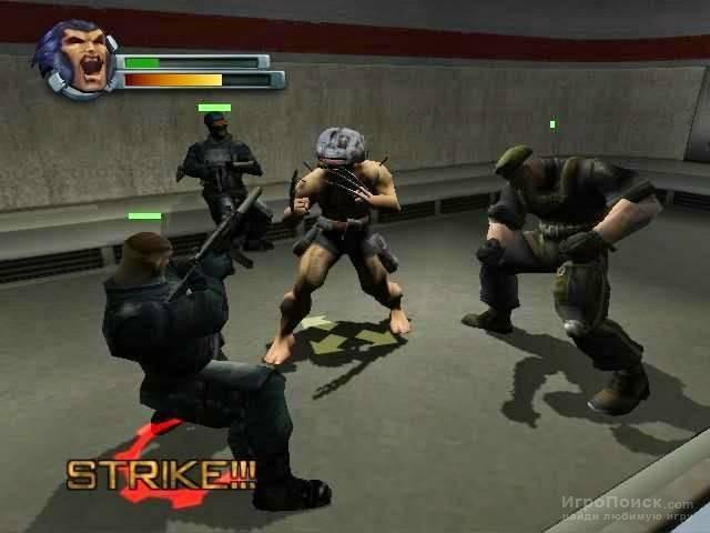 Скриншот к игре X2: Wolverine's Revenge