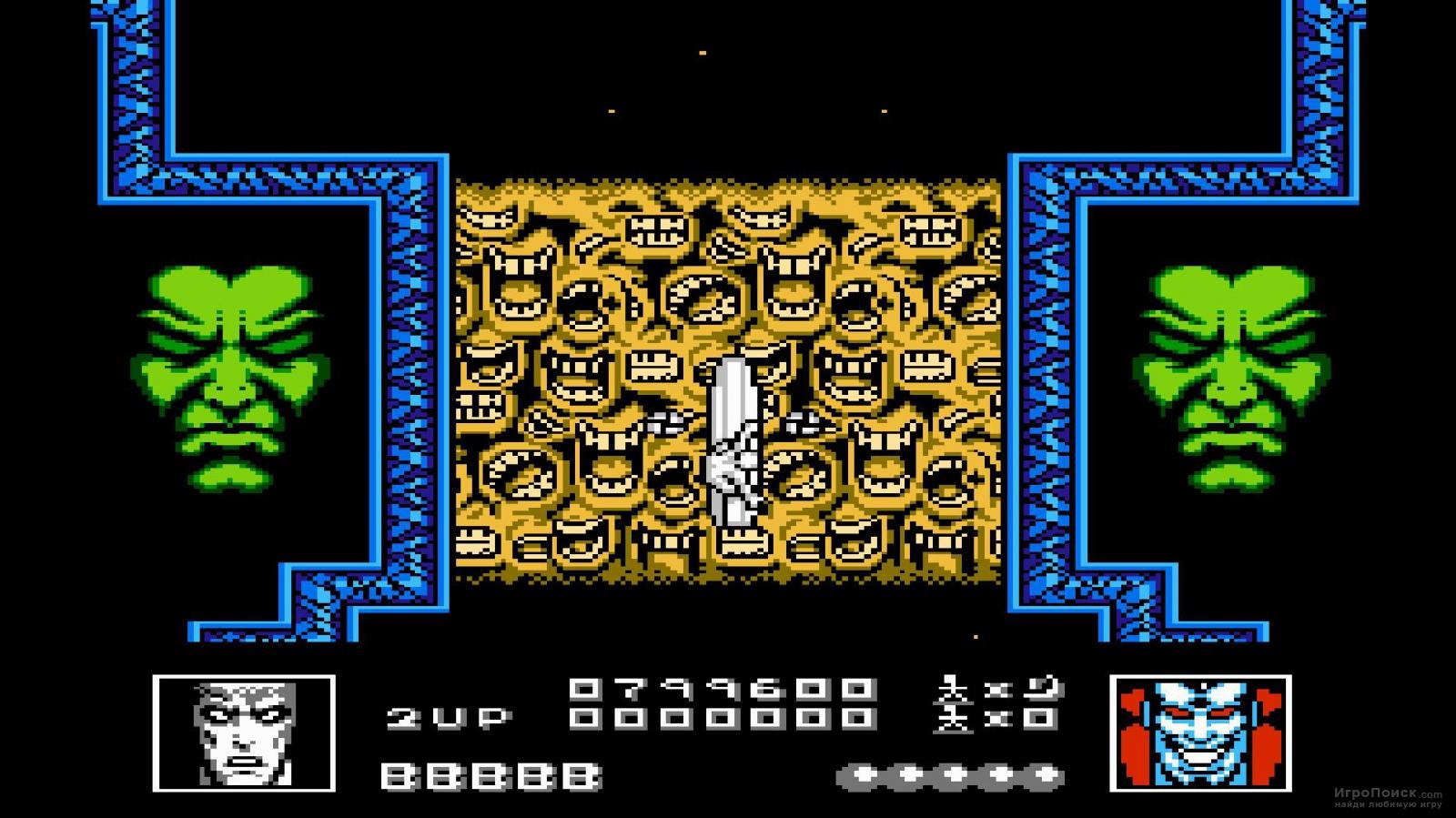 Скриншот к игре Silver Surfer