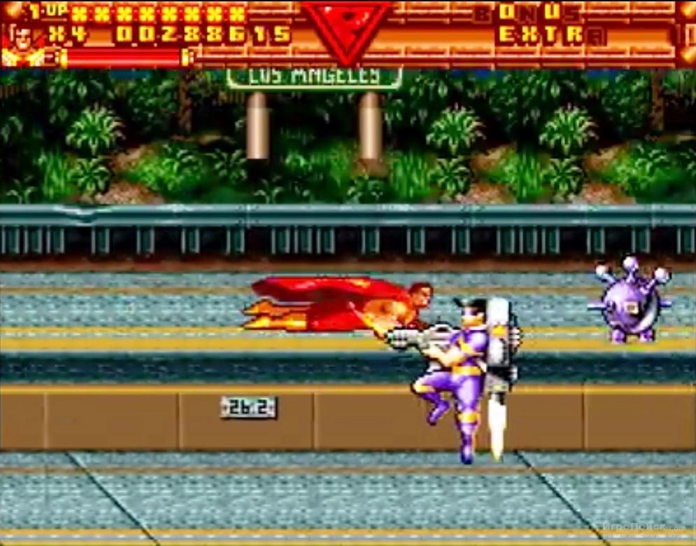 Скриншот к игре Ultraverse Prime