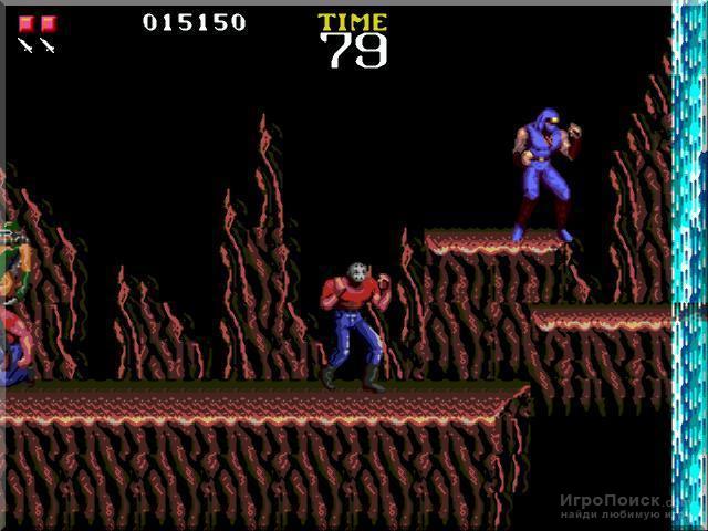Скриншот к игре Ninja Gaiden 1993