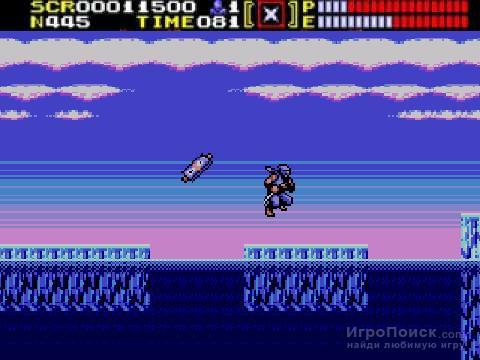 Скриншот к игре Ninja Gaiden 1992