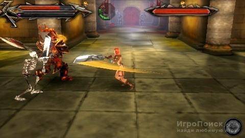 Скриншот к игре Tehra: Dark Warrior