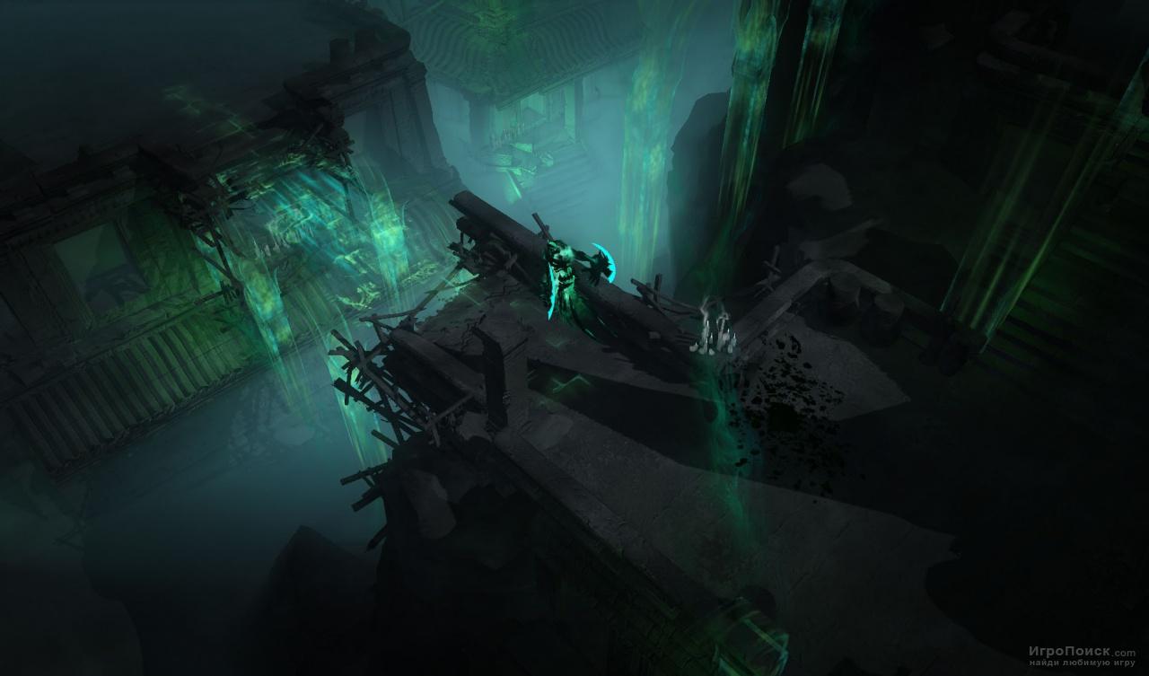 Скриншот к игре Shadows: Heretic Kingdoms