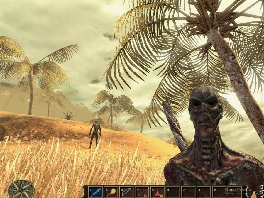 Скриншот к игре Gothic 3