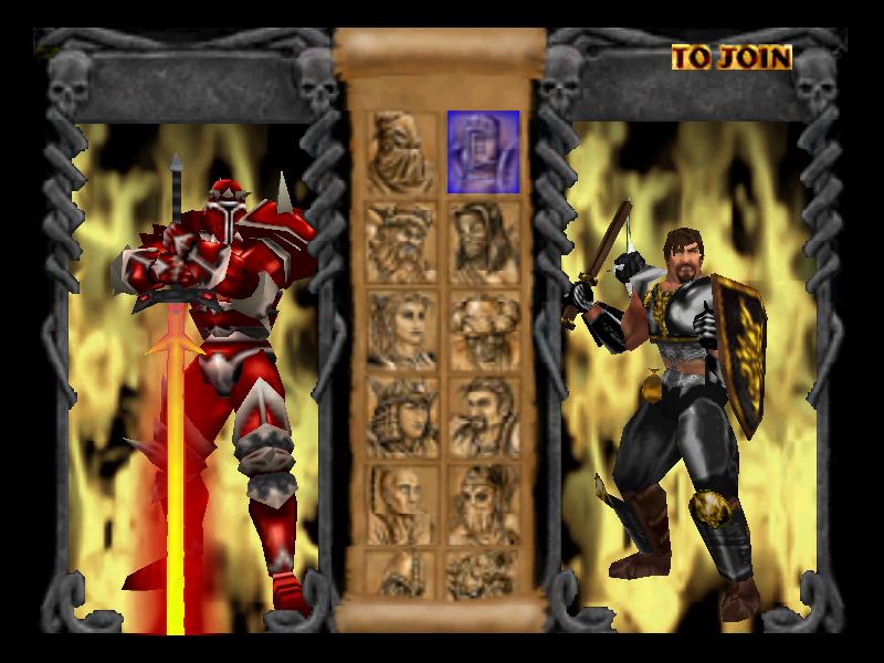 Скриншот к игре Mace: The Dark Age
