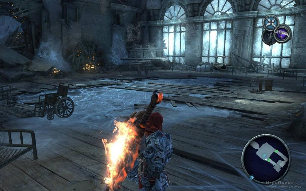 Скриншот к игре Darksiders: Wrath of War